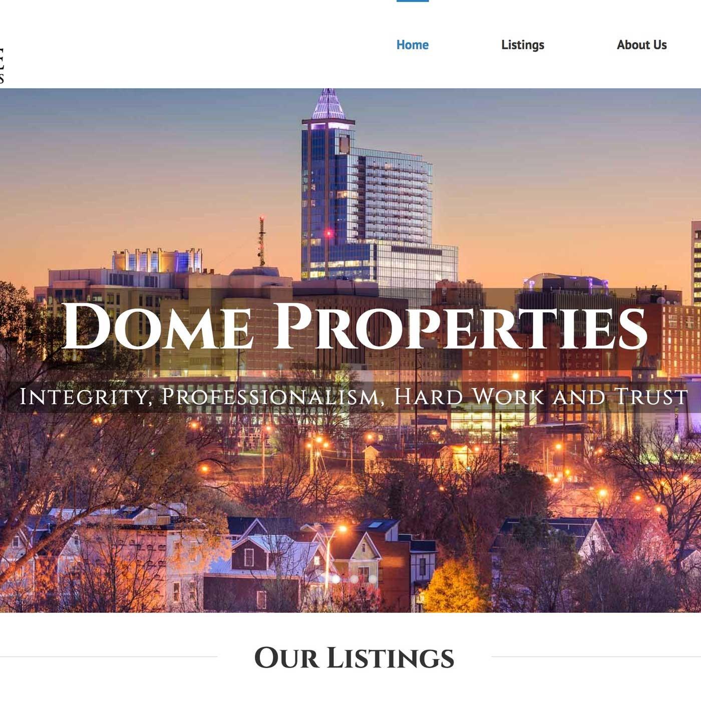 Dome Properties