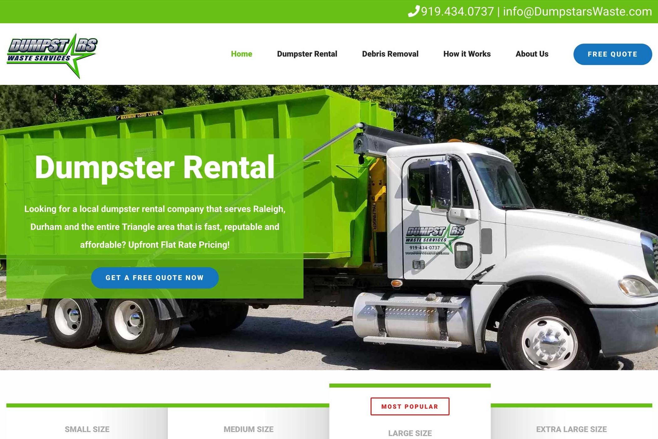 Dumpstar Waste